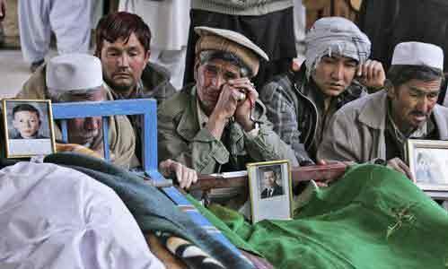 پاکستان کشتار شیعیان