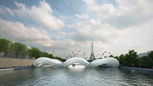 پل بادی در فرانسه