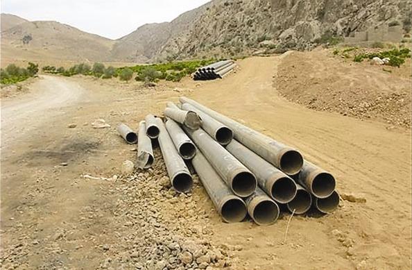 پارک ملی بمو با مجوز محیطزیست به نفت آلوده شد
