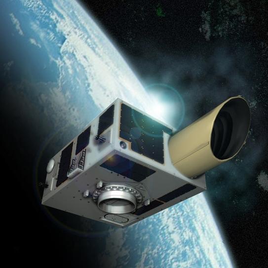 هند کوچکترین تلسکوپ فضایی جهان را به فضا فرستاد