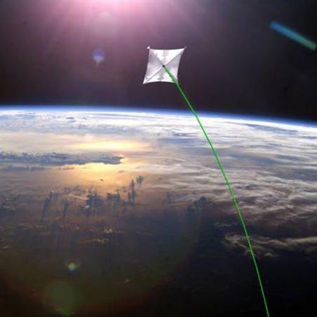 بزرگترین بادبان خورشیدی، سال آینده به فضا پرتاب میشود