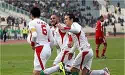 پیروزی مقتدرانه ایران برابر لبنان