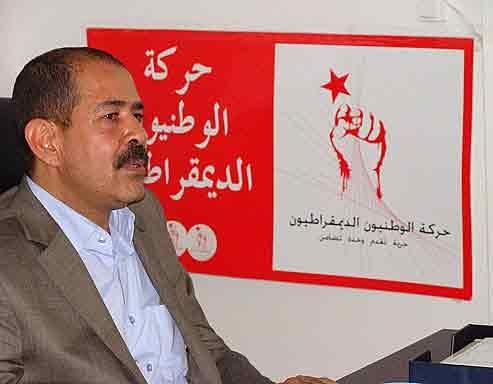 شکری بلعید رهبر چپ گرای تونس ترور