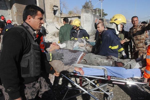 حمله انتحاری در شمال بغداد 18 کشته