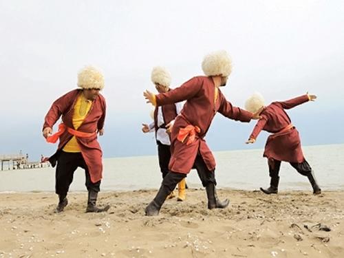 ذکر خنجر ترکمن