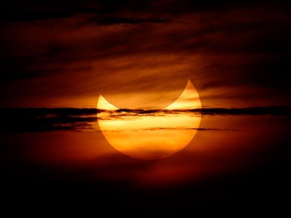 آشنایی با خورشید گرفتگی (کسوف)