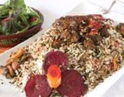 آشنایی با روش تهیه تهچین فیروزکوهی - غذای محلی فیروزکوه