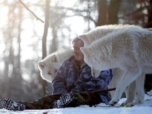 رهبر گله گرگها- آلمان - ورنر فروند 79 ساله
