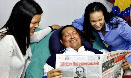 جدیدترین تصویر چاوز