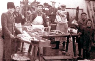 تاریخچه سوسیس و کالباس