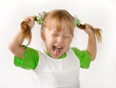 ADHD child
