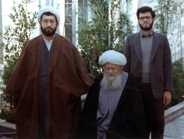 میرزا هاشم لاریجانی