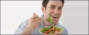 آشنایی با ویژگیهای رژیم غذایی سالم در مردان