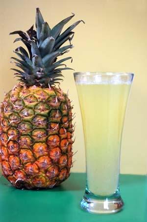 خواص آب آناناس