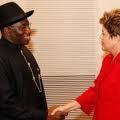 Dilma Rousseff - Goodluck