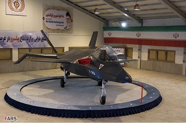آشنایی با جنگنده قاهر ۳۱۳ - ایران