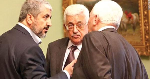 شکست مذاکره بین حماس و فتح