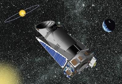 آشنایی با تلسکوپ کپلر