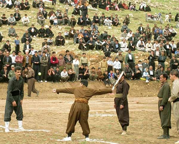 بازی محلی و سنتی استان کرمانشاه