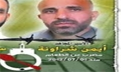 اعتصاب غذای 800 اسیر فلسطینی در زندانهای رژیم صهیونیستی