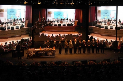 دومین جشنواره موسیقی شمسه