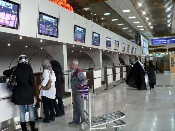 آشنایی با فرودگاه بینالمللی شیراز