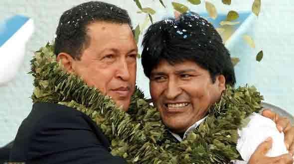مورالس: تقریبا مطمئنم که آمریکا چاوز را مسموم کرده است