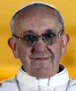 پاپ جدید انتخاب شد: فرانسیس اول