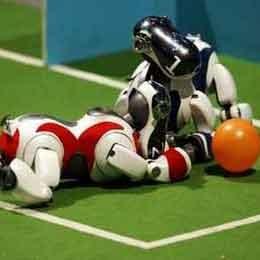رقابتهای رباتیک در فروردین ماه 92