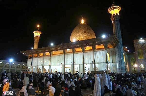 شیراز در ایام نوروز
