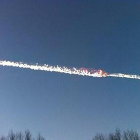 موج صوتی انفجار شهاب سنگ روسیه در سرتاسر زمین