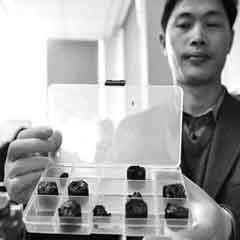 ساخت سبک ترین ماده جهان در چین