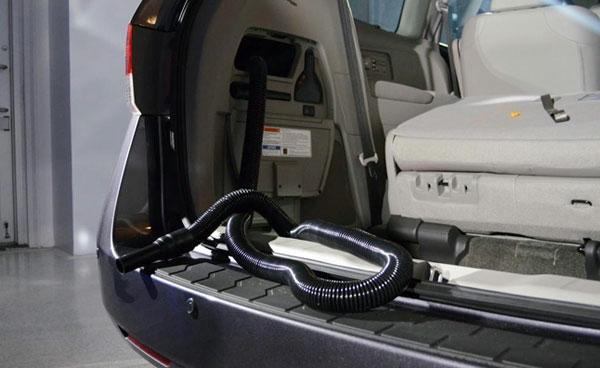 Honda putting first vacuum cleaner into minivans