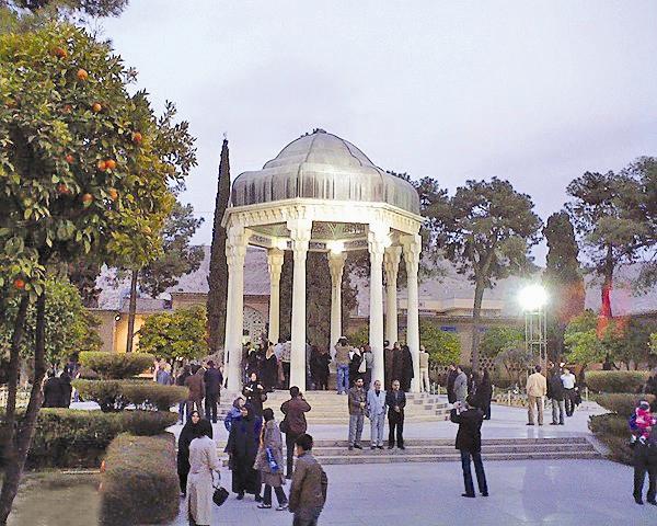 شیراز - حافظیه