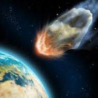 امروز بعداز ظهر یک شهابسنگ از نزدیکی زمین عبور کرد