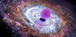 ناآرامی در هسته کهکشان راه شیری