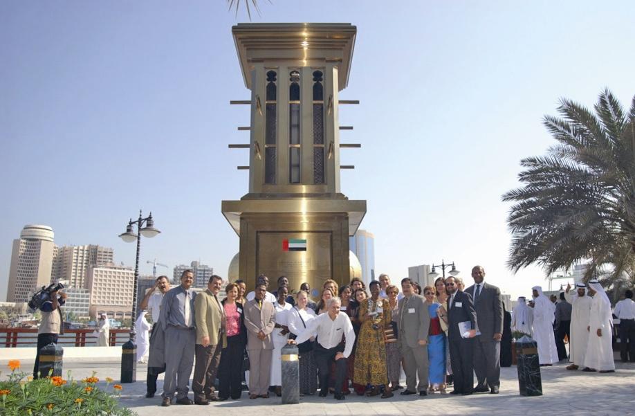 بادگیر ایرانی - امارات