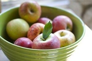 با مصرف سیب، نفسی راحت بکشید