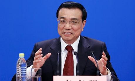 نخست وزیر جدید چین اتهام های آمریکا را تکذیب کرد