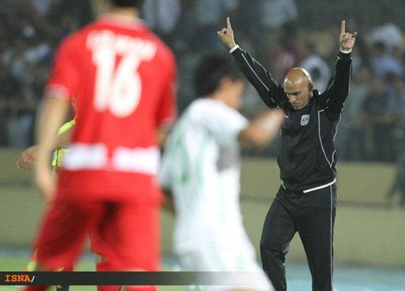 شکست تیم مراکش برابر تیم زیر 22 سال ایران
