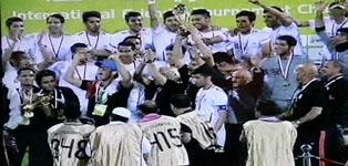 تیم فوتبال امید ایران قهرمان شد؛ فوتبال سال 92 را با قهرمانی شروع کرد