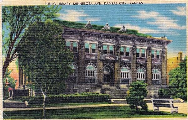 کتابخانه عمومی شهر کانزاس