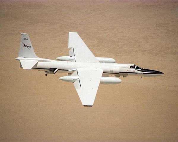 هواپیمای لاکهید یو-2