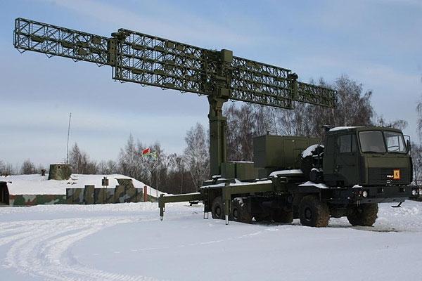 آشنایی با رادار Vostok - بلاروس