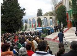 آداب و رسوم مردم آلبانی در نوروز