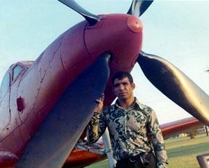 سرلشکر خلبان شهید مصطفی اردستانی