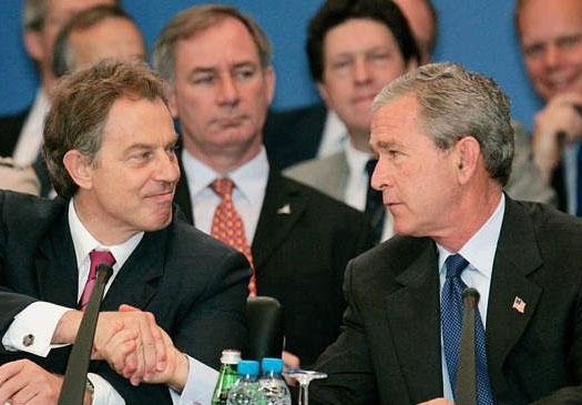 بوش و بلر باید محاکمه شوند