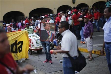 chavez president