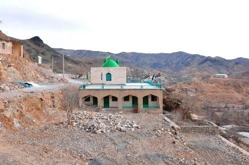 روستای تاریخی چنشت