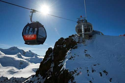 آشنایی با مرتفعترین اقامتگاه کوهستانی - اتریش